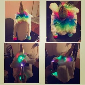 Light Up Unicorn Beanie 🌈